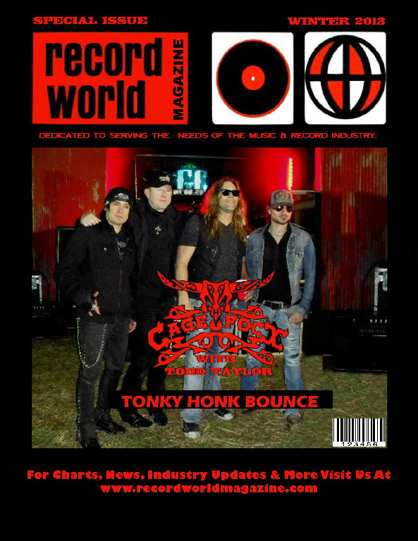 Visit Record World  Magazine
